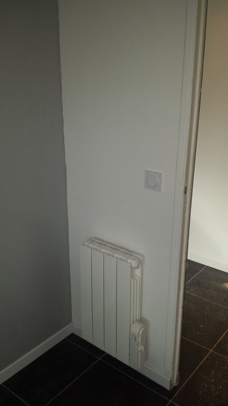 R novation lectricit en encastr dans villa sur marignane 13700 tlc elect - Chauffage electrique plafond ...