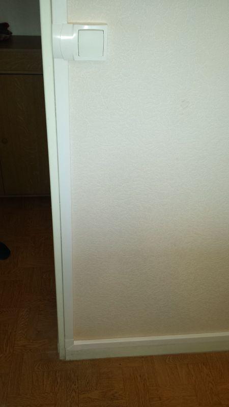 mise aux normes lectriques r novation lectriques en apparent sous moulure goulotte tlc. Black Bedroom Furniture Sets. Home Design Ideas