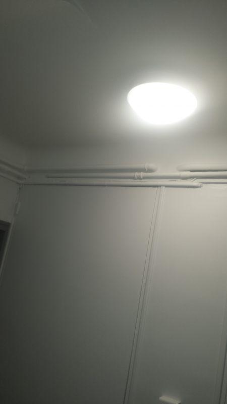 Remplacement Éclairage Cage Escalier Immeuble - Tlc Electricité