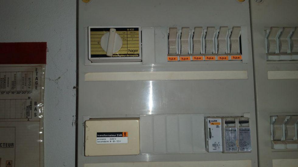 mise aux normes tableau lectrique tlc electricit tlc electricit. Black Bedroom Furniture Sets. Home Design Ideas